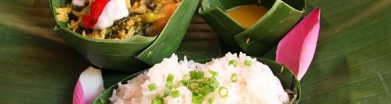 Món Amok - Ẩm thực Campuchia